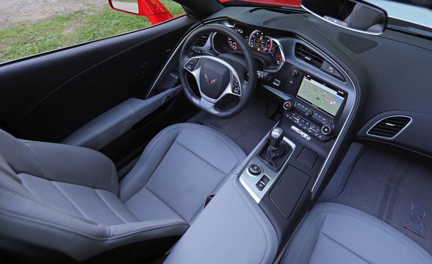 2017 Chevrolet Corvette Grand Sport - Slide 33