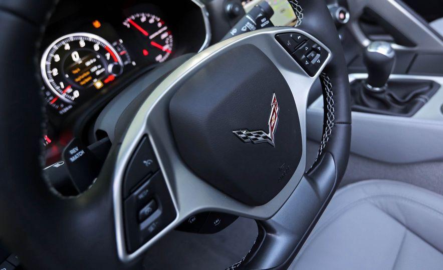 2017 Chevrolet Corvette Grand Sport - Slide 36