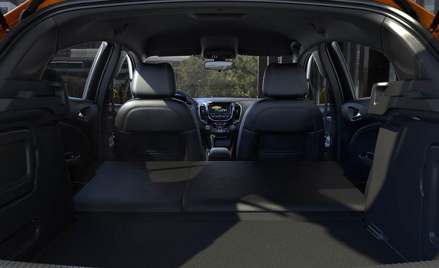 2017 Chevrolet Cruze diesel sedan - Slide 20