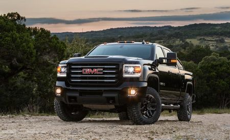 The Joy of X: GMC Unveils Off-Road-Ready 2017 Sierra HD All Terrain X