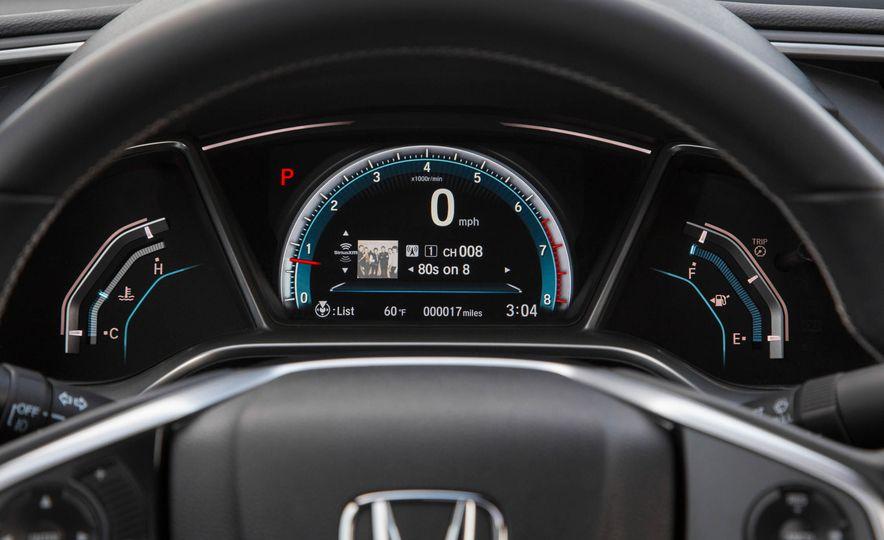 2017 Honda Civic coupe - Slide 13