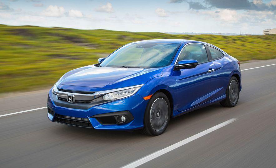 2017 Honda Civic coupe - Slide 19