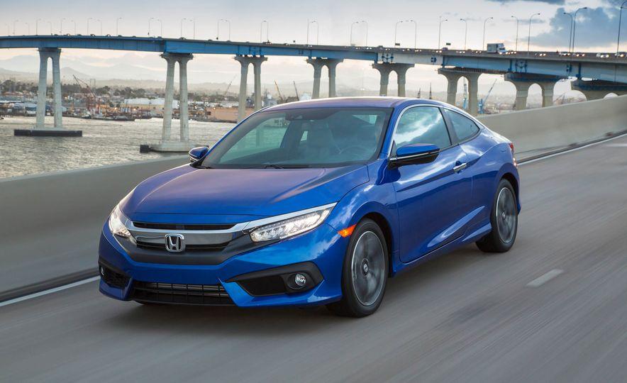 2017 Honda Civic coupe - Slide 20