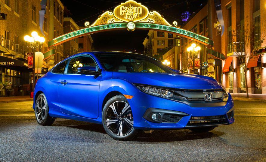 2017 Honda Civic coupe - Slide 24
