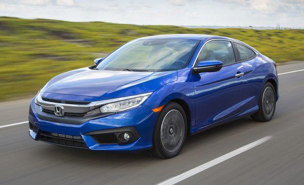 2017 Honda Civic Sedan and Coupe Add Turbo/Manual Option