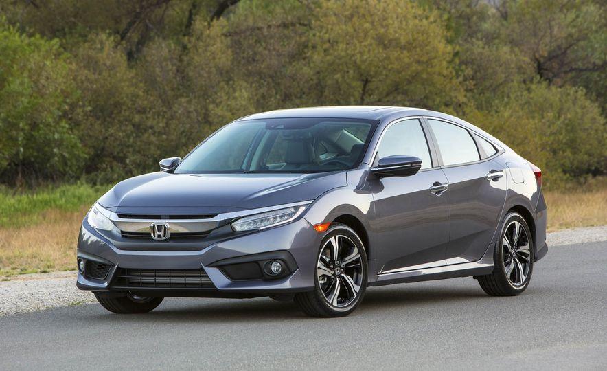 2017 Honda Civic coupe - Slide 34
