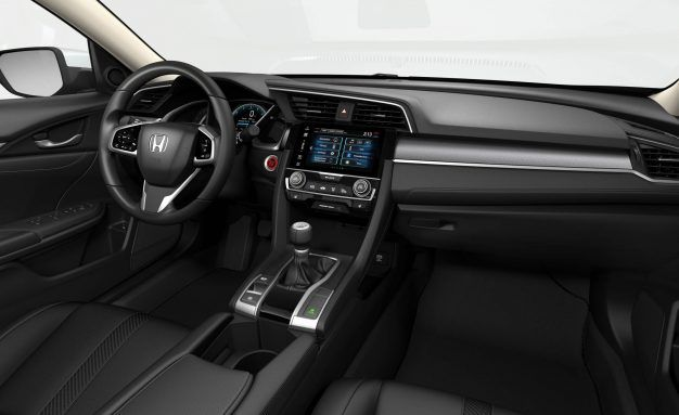 2017 honda civic sedan and coupe with manual turbo option priced rh caranddriver com honda civic ext manual for sale honda civic ex manual transmission