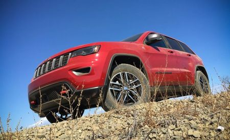 Next Jeep Grand Cherokee to Switch from German to Italian Bones