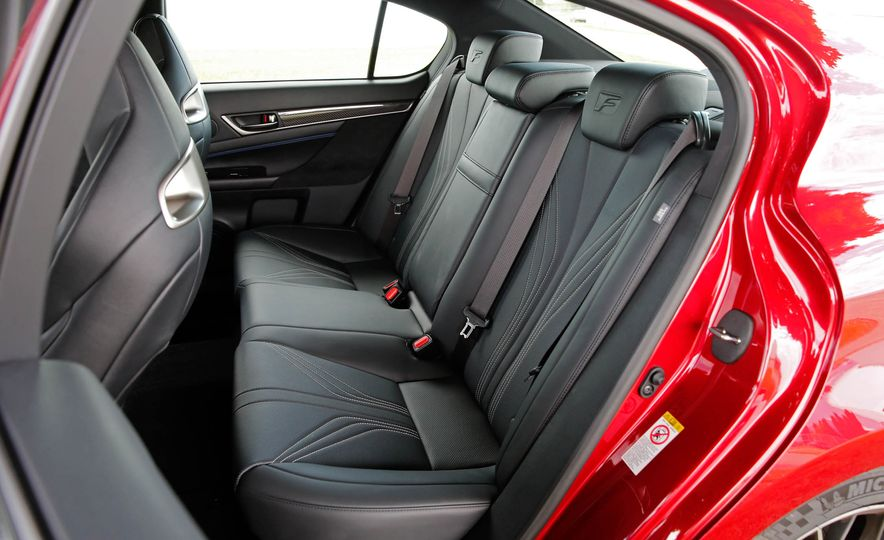 Athletes with Back Seats: 10 Cars for Uber Drivers Who Actually Like to Drive - Slide 15