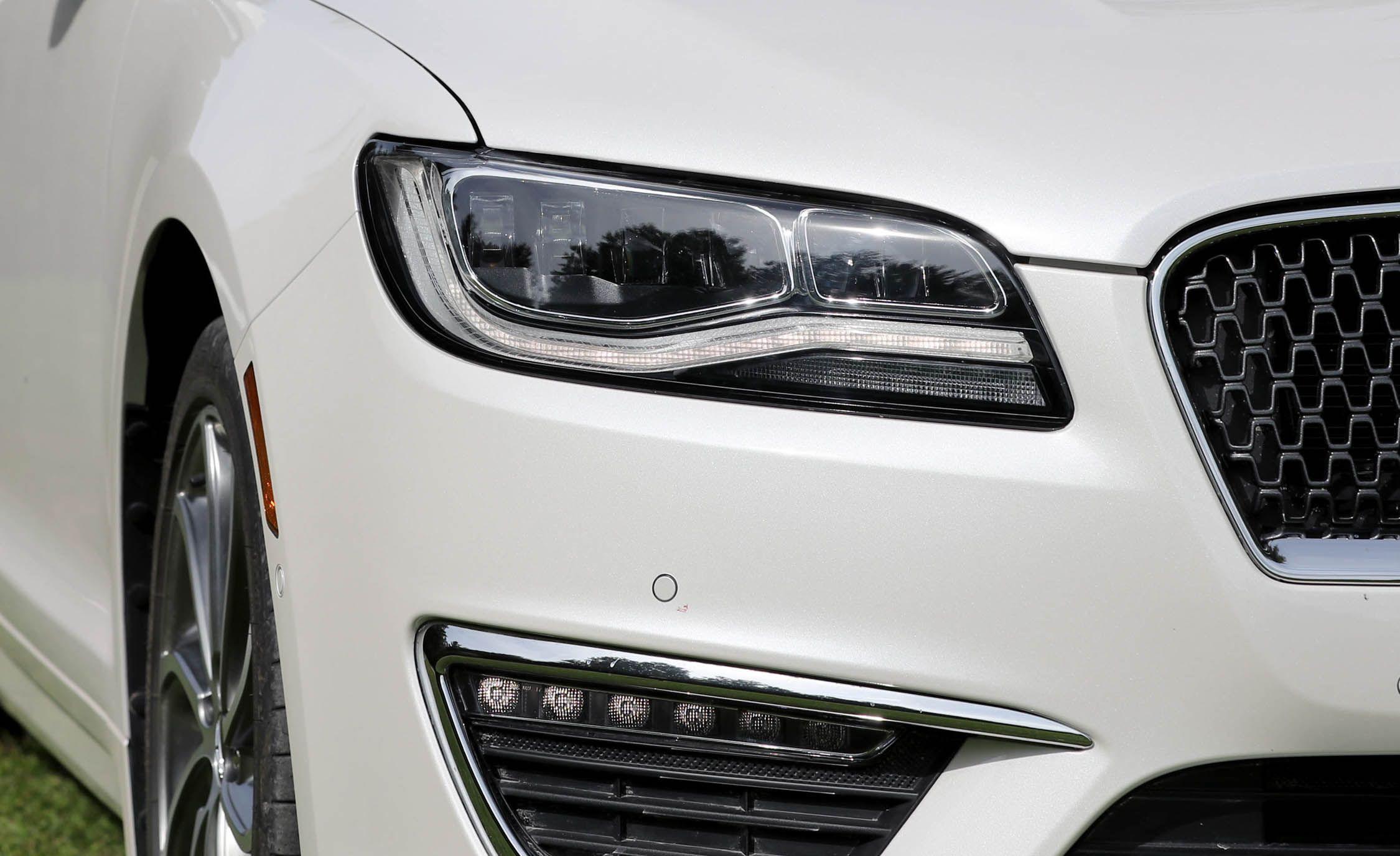 2019 Lincoln Mkz Reviews Price Photos And Specs Kf Dohc V6 Engine Diagram Car Driver