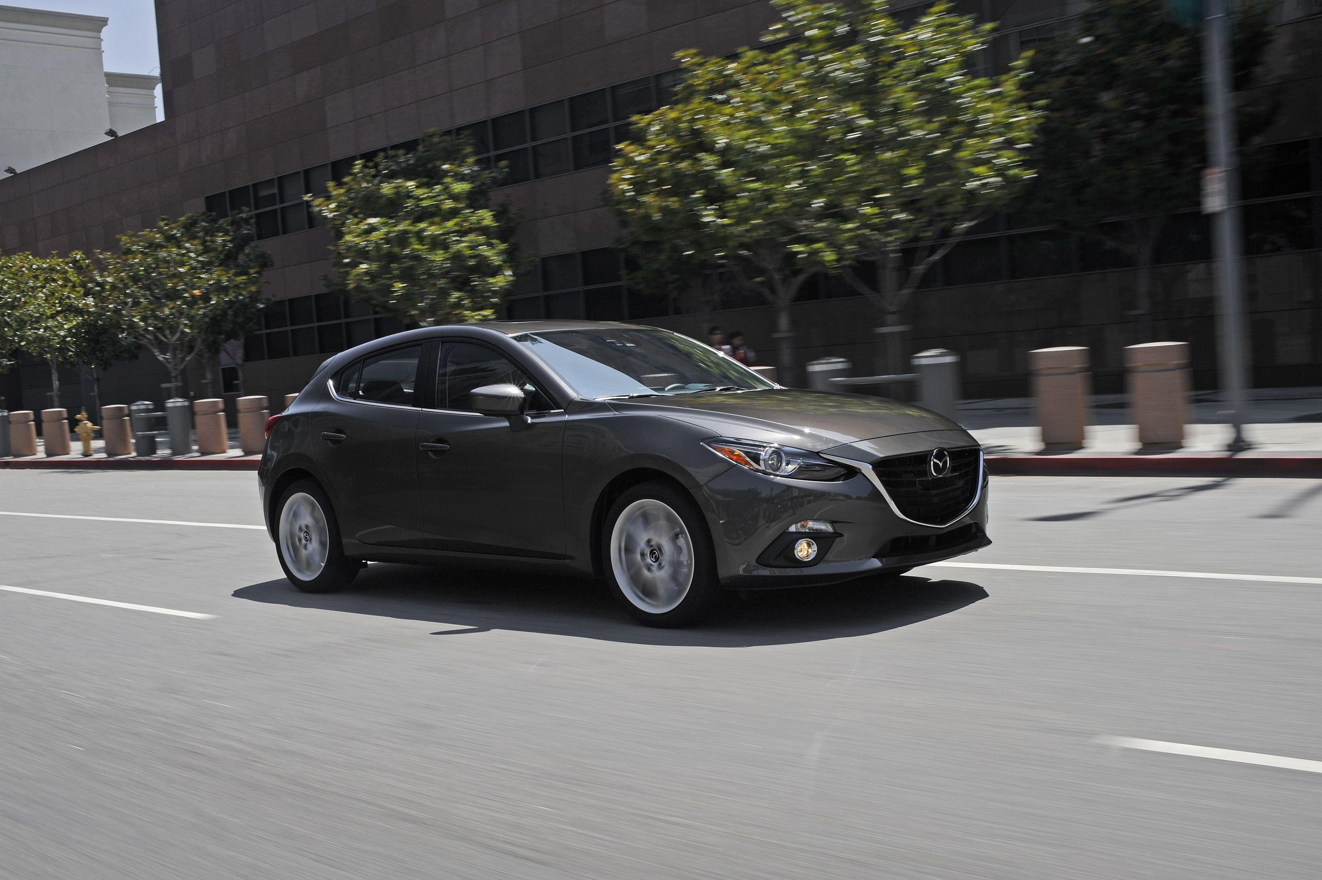 2017 Mazda 3 2.5-Liter Manual Hatchback – Instrumented Test