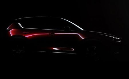 2017 Mazda CX-5 Previewed: Yes, There's Already a New One