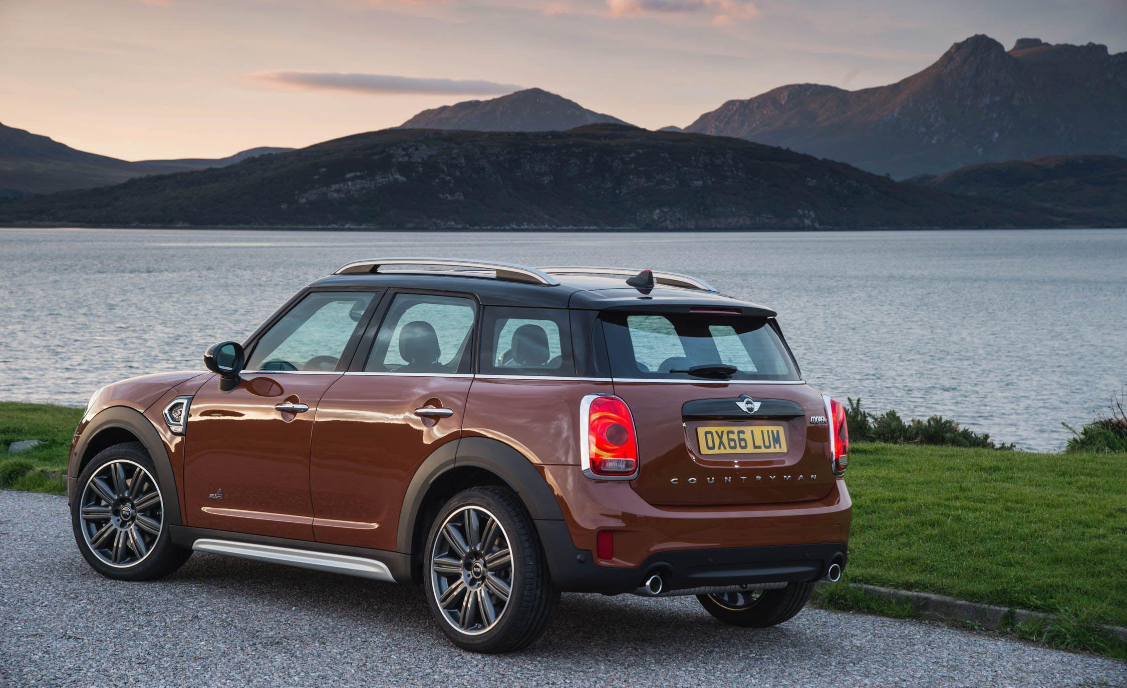2019 Mini Cooper Countryman S Reviews Price Photos And Specs Car Driver