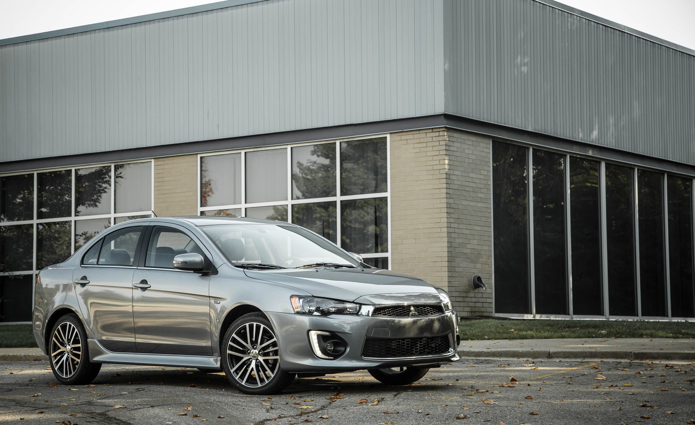 2017 Mitsubishi Lancer Reviews Price Photos And Specs Car Driver