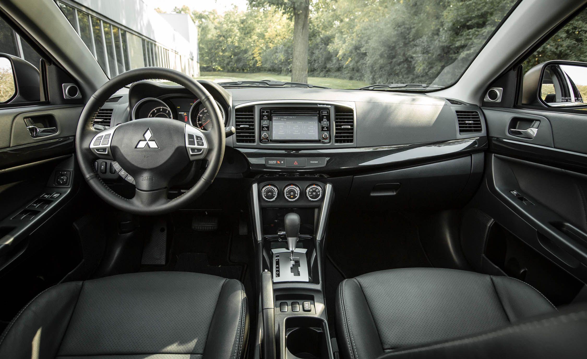 2017 Mitsubishi Lancer Reviews Price Photos And Specs Car Driver