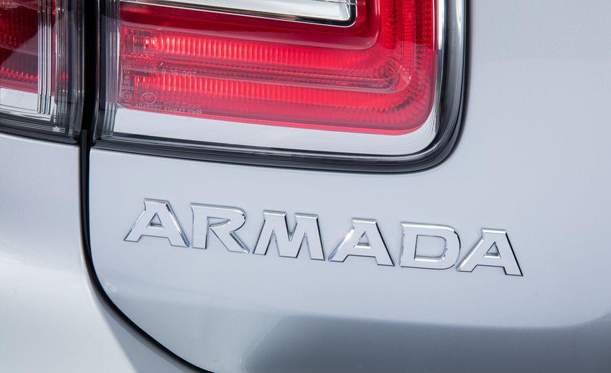 2017 Nissan Armada Platinum - Slide 8