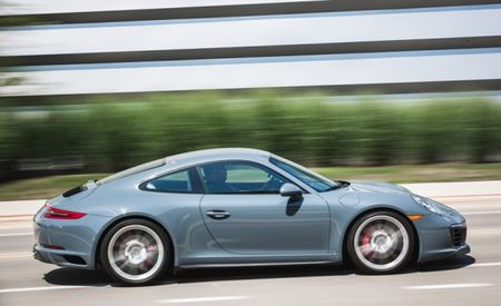 Porsche Back-Burners Development of a 911 Hybrid