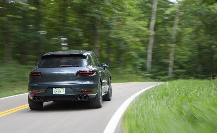 2017 Porsche Macan GTS and 2017 Jaguar F-Pace S First Edition - Slide 26