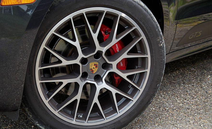 2017 Porsche Macan GTS and 2017 Jaguar F-Pace S First Edition - Slide 29