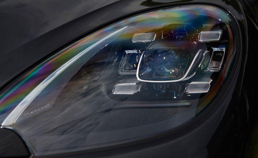 2017 Porsche Macan GTS and 2017 Jaguar F-Pace S First Edition - Slide 31