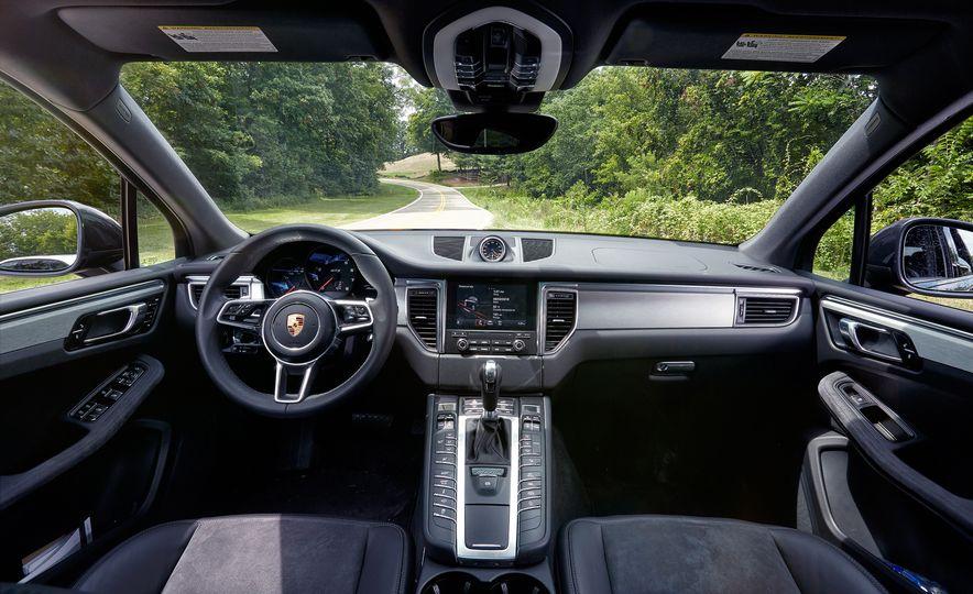 2017 Porsche Macan GTS and 2017 Jaguar F-Pace S First Edition - Slide 34