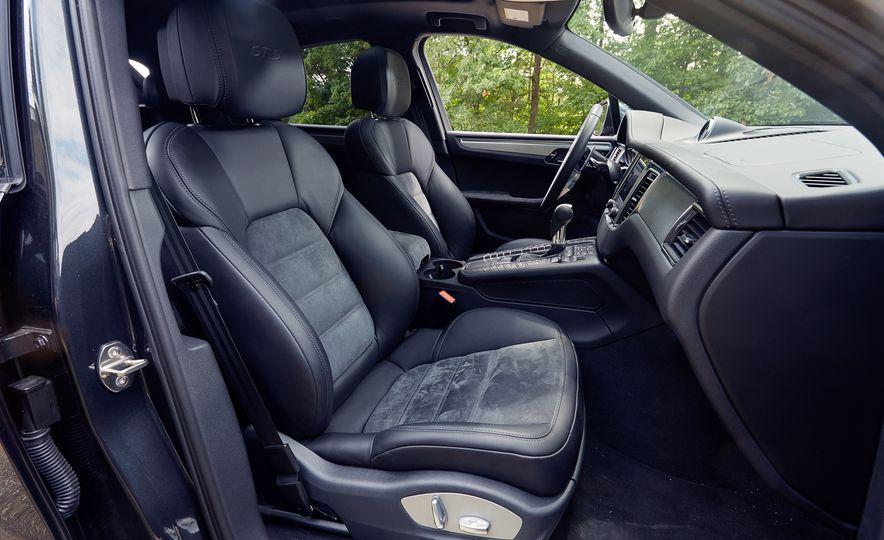 2017 Porsche Macan GTS and 2017 Jaguar F-Pace S First Edition - Slide 35