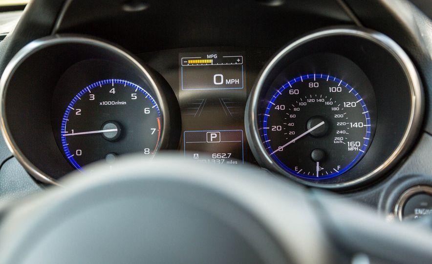 2017 Subaru Outback 3.6R - Slide 19