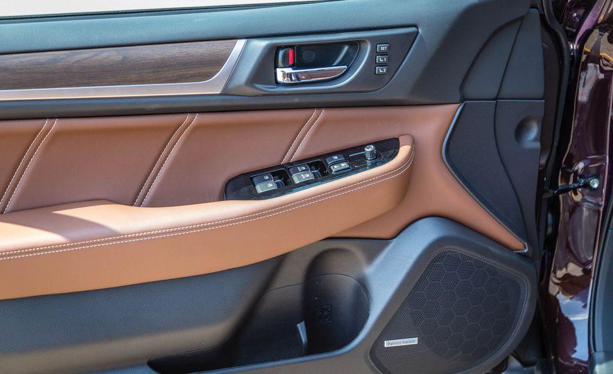2017 Subaru Outback 3.6R - Slide 45