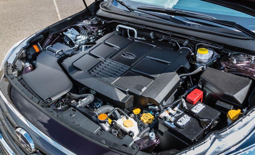 2017 Subaru Outback 3.6R - Slide 53