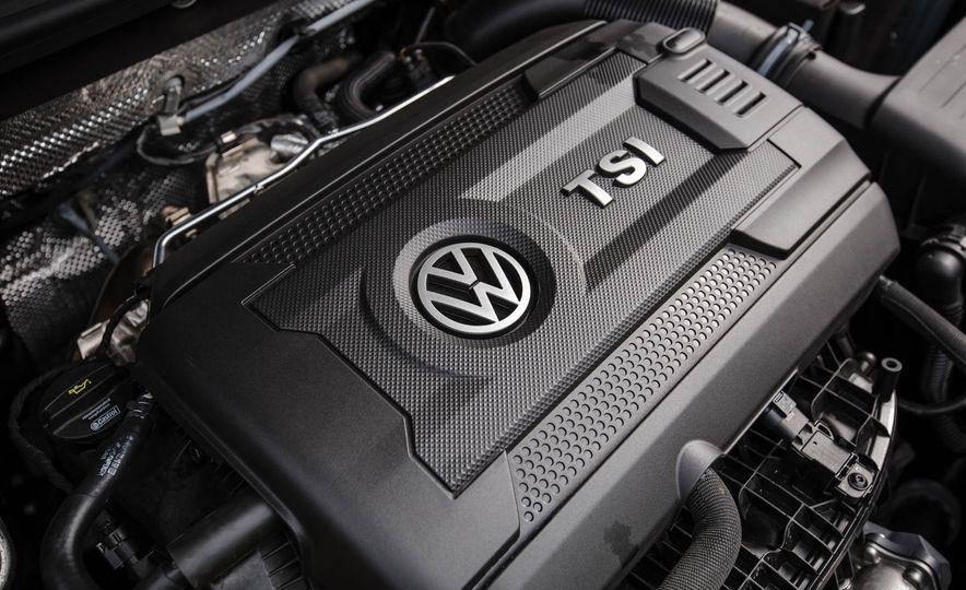2017 Volkswagen Golf Sportwagen 4MOTION - Slide 45