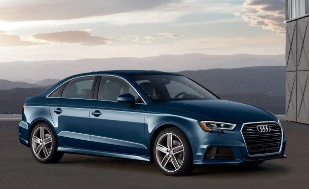 Audi A InDepth Model Review Car And Driver - 2018 audi a3 msrp