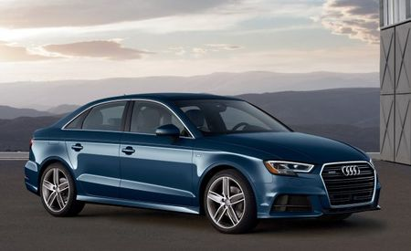 More Frontal: 2017 Audi A3 Pricing Detailed, New Engine for FWD Models