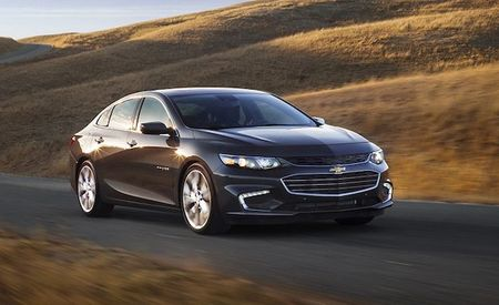 It's a Player: Chevrolet Malibu Adds Sport Package for 2017