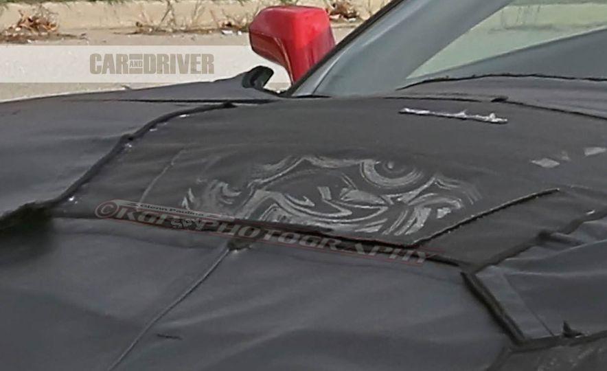 2018 Chevrolet Corvette ZR1 (spy photo) - Slide 18