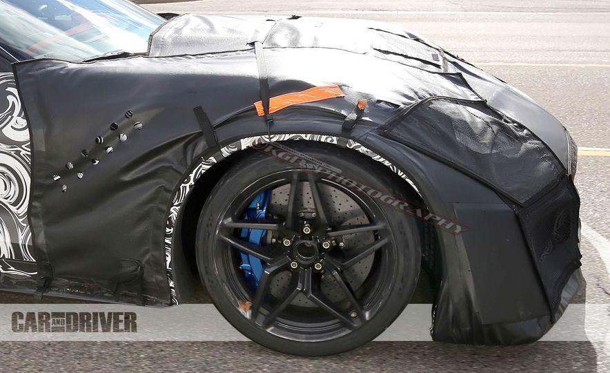 2018 Chevrolet Corvette ZR1 (spy photo) - Slide 21