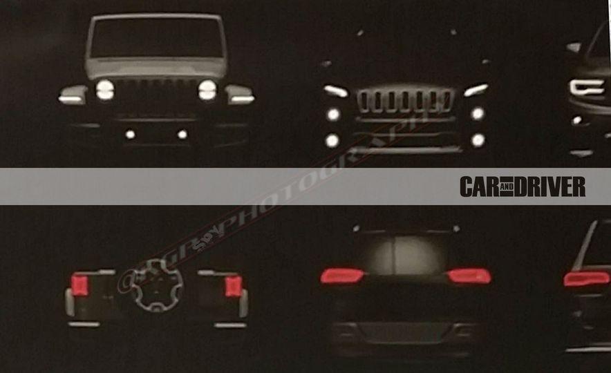 2018 Jeep Wrangler (spy photo) - Slide 4