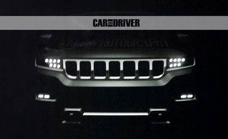 2019 Jeep Grand Wagoneer Spied: It's Grand All Right