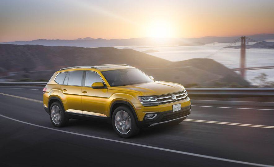 2018 Volkswagen Atlas - Slide 1
