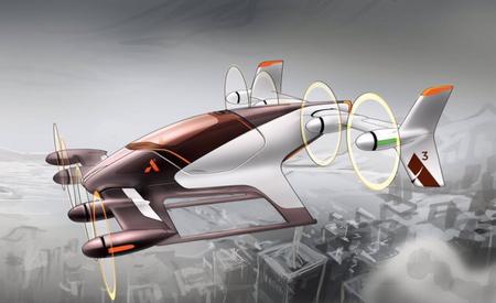 Not Quite a Flying Car but Damn Close: Meet the Airbus Vahana