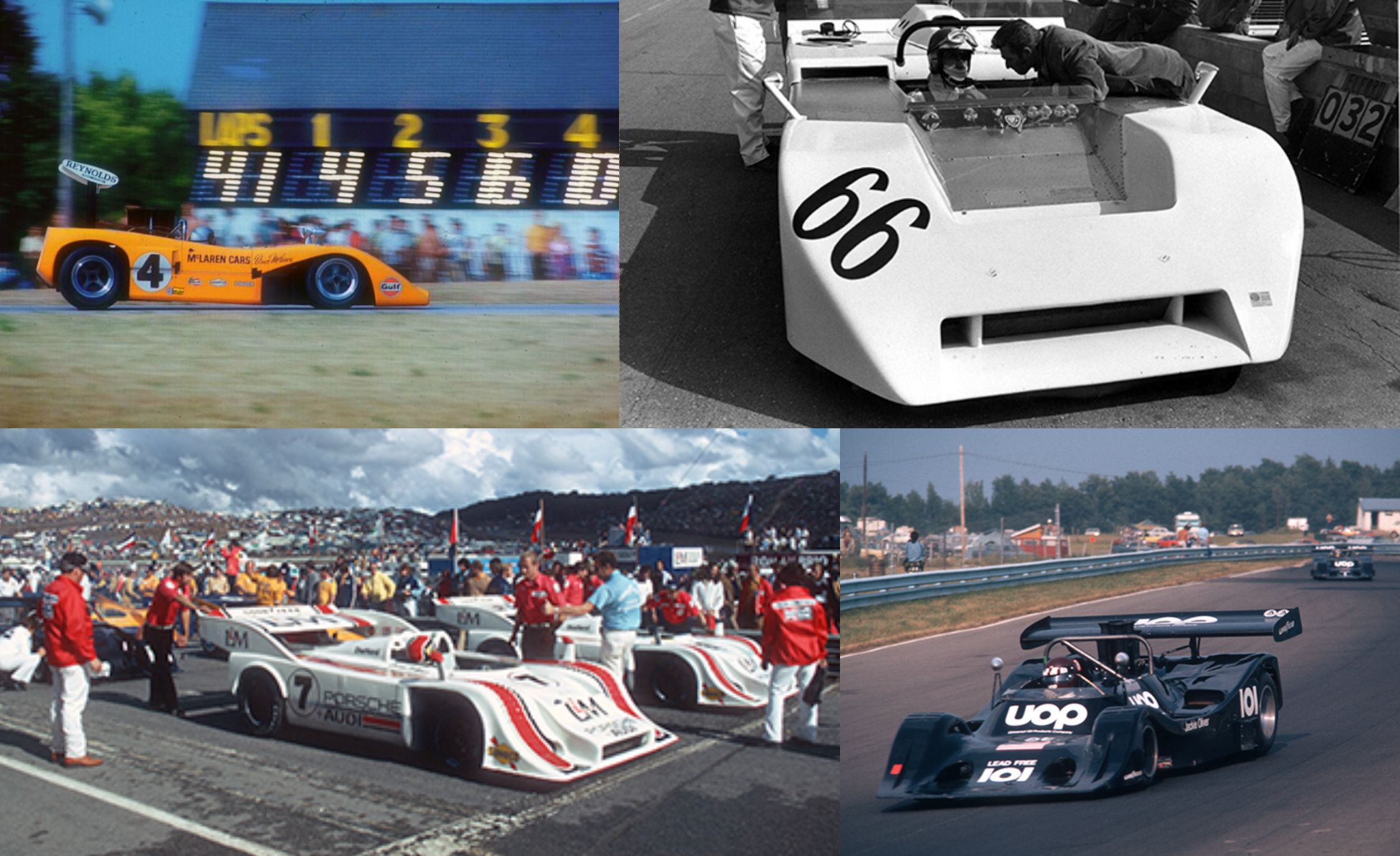 A Visual History of Can Am the Greatest Racing Series Ever