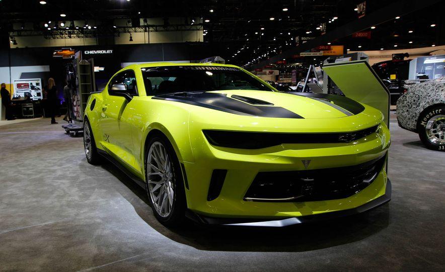 Chevrolet Camaro AutoX concept - Slide 1