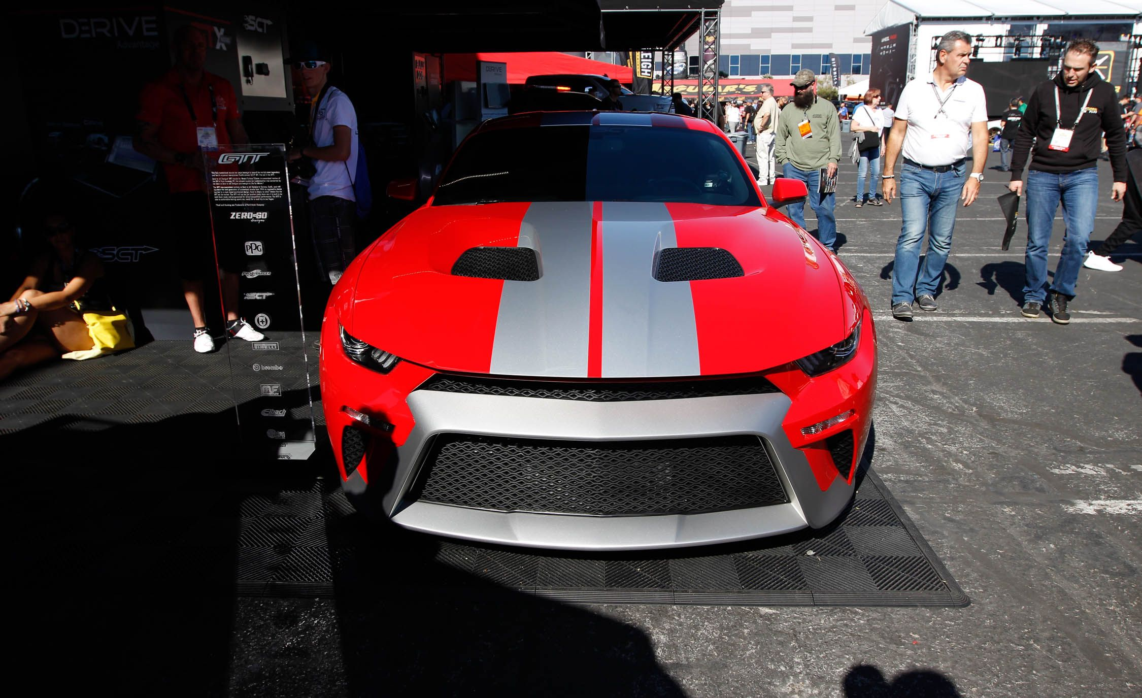 Ford Mustang Gtt By Zero To 60 Designs Pictures Photo Gallery