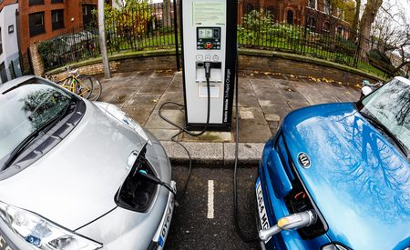 Charging Ahead: What Will It Take for Electric Vehicles to Go Mainstream?