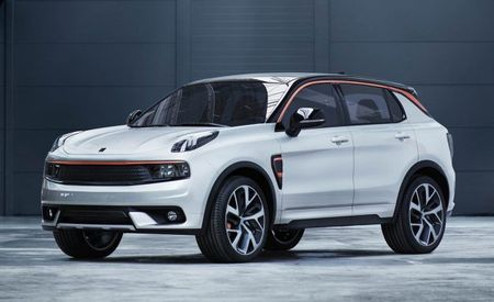 Volvo's Geely Launches New Auto Brand, Lynk & Co, and It's Headed to the U.S.