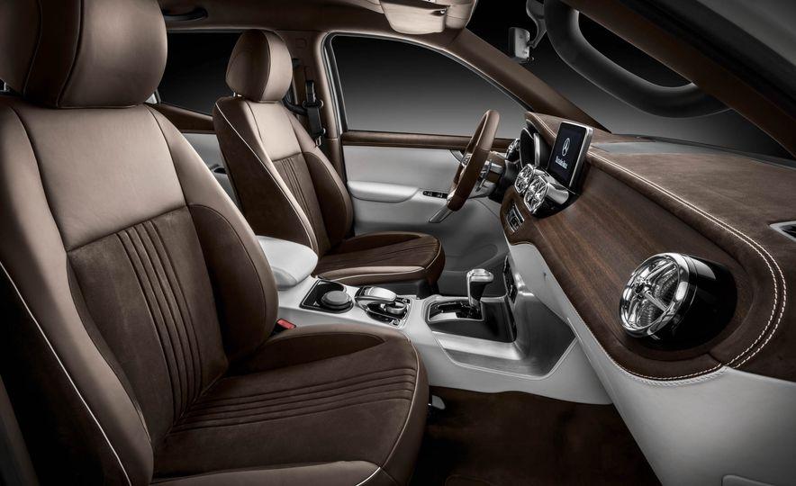 Mercedes-Benz X-class concept - Slide 21