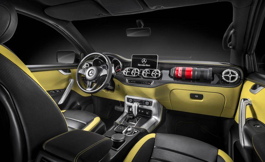 Mercedes-Benz X-class concept - Slide 31