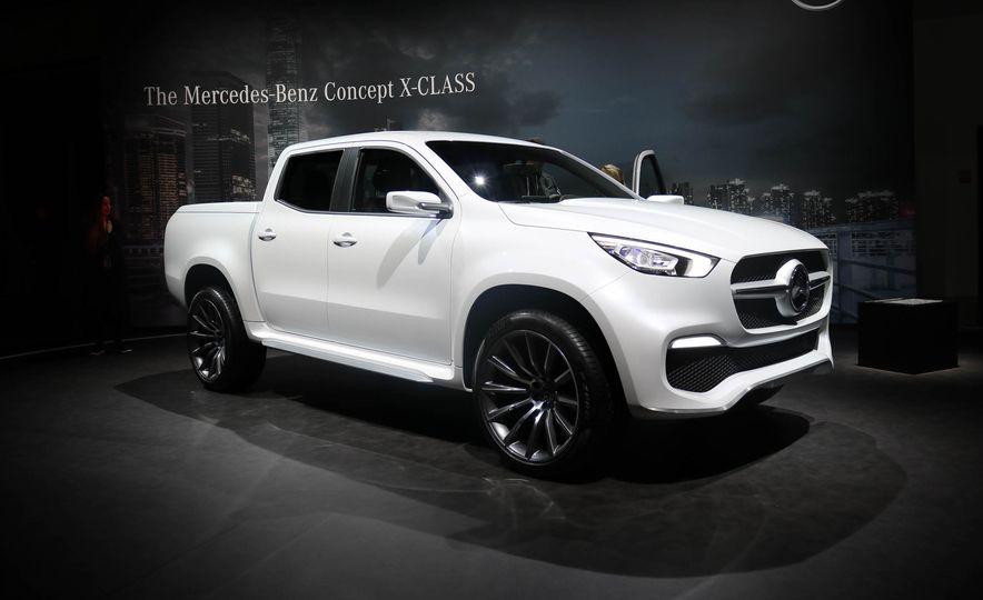 Mercedes-Benz X-class concept - Slide 2