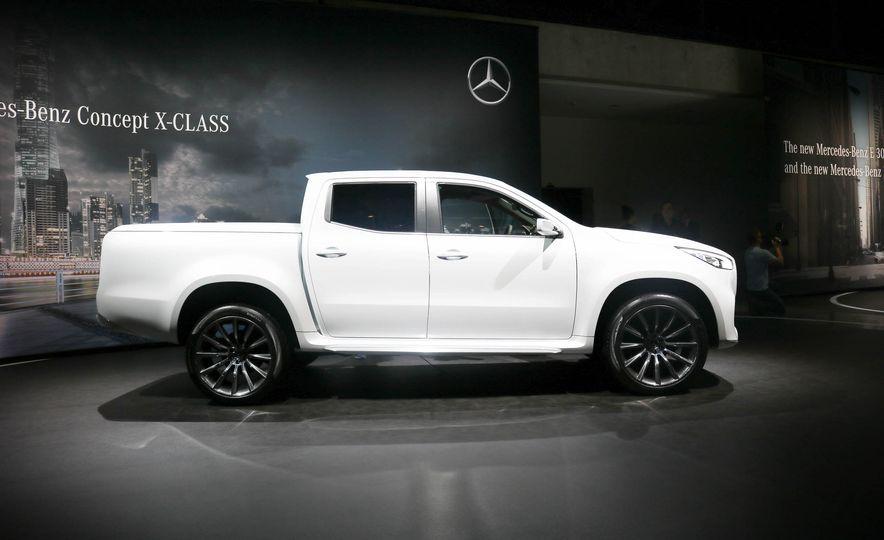 Mercedes-Benz X-class concept - Slide 3