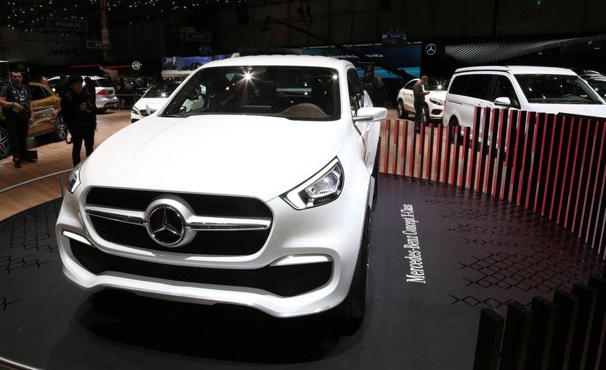 Mercedes-Benz X-class concept - Slide 5