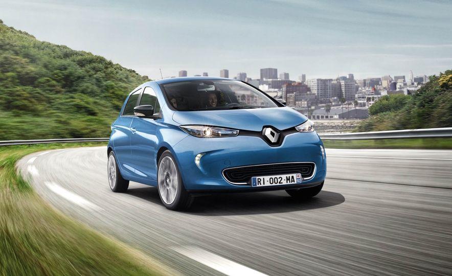 Renault Zoe EV - Slide 3